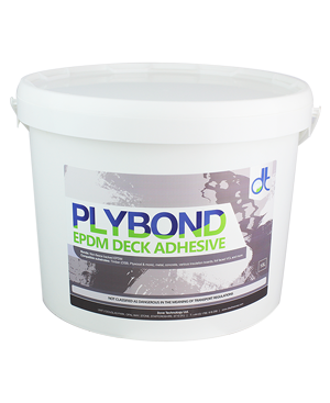 Plybond EPDM Membrane Adhesive - water based bonding adhesive