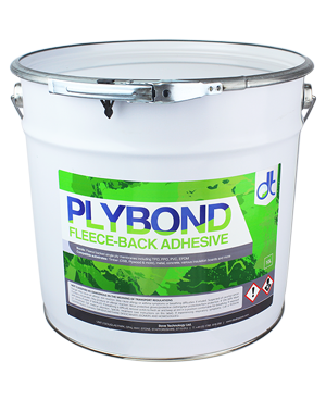 Plybond Fleece-Back Adhesive
