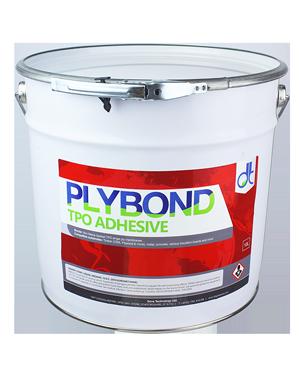 Plybond TPO Adhesive for bonding TPO & FPO single ply membranes
