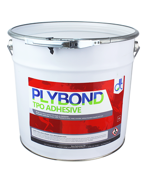 Plybond TPO Adhesive for bonding TPO & FPO single ply membranes