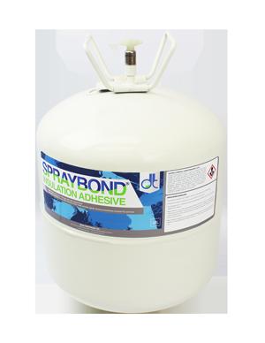 Spraybond Insulation Canister Adhesive Insulation Adhesive