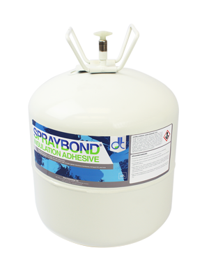 Spraybond Insulation Canister Adhesive Insulation Adhesive