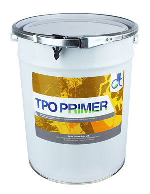 TPO Primer for TPO or FPO single ply membranes